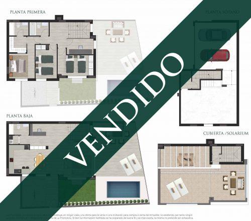 VIVIENDA 1 - VENDIDO